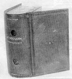 Le photo-bouquin de Edmond Bloch (France, 1904)