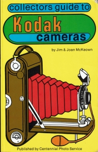Livre Collectors guide to Kodak cameras