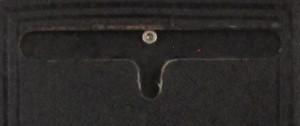 cache fermé appareil Kodak